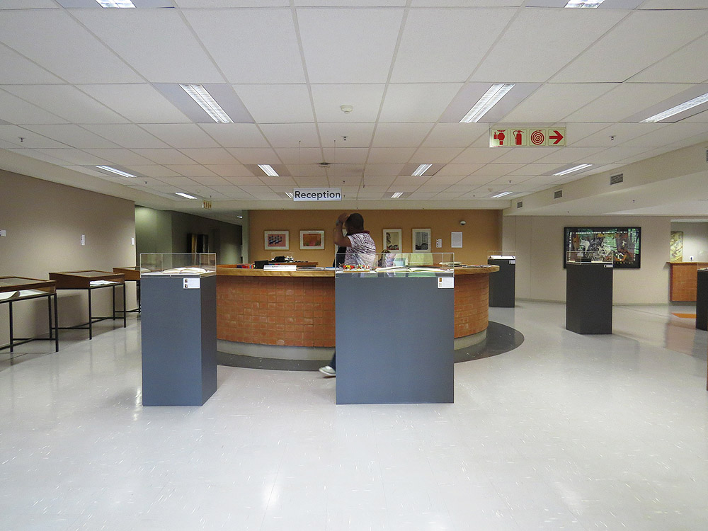 Click the image for a view of: Entrance center view