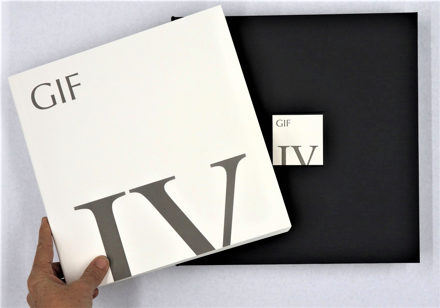 Click the image for a view of: GIF IV Cover and Box