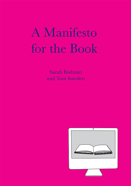 Click the image for a view of: UWE: A Manifesto for the Book